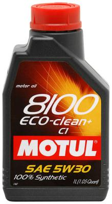 Motul 8100 ECO CLEAN .